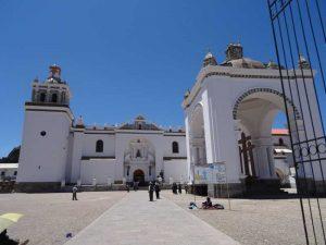 Die Basílica Virgen de la Candelaria