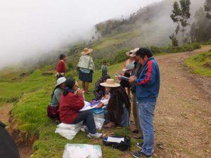 Ärztliche Versorgung in Chacovillque