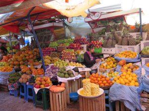 Leckeres, frisches Obst