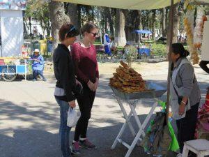 Buñuelos einkaufen
